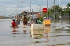 Financiará Estados Unidos 100 mil dólares a lucha contra inundaciones en Camboya