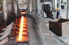 Exportaciones vietnamitas de acero para la construcción alcanzan las 400 mil toneladas