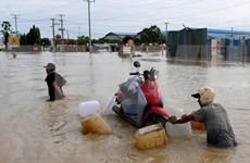 Camboya: Zonas limítrofes con Tailandia sufren inundaciones graves