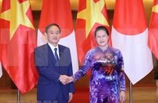 Vietnam y Japón fortalecen cooperación legislativa
