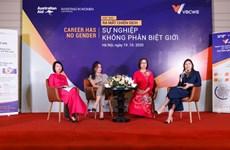 Promueven en Vietnam igualdad de género en lugar de trabajo