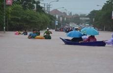 Región central de Laos sufre la inundación más severa en 42 años