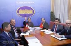 Vietnam y Perú efectúan consulta política en línea