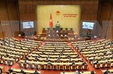 Inauguran décimo periodo de sesiones de la Asamblea Nacional de Vietnam