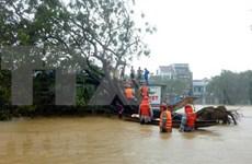 Japón apoya a pobladores afectados por desastres naturales en provincia centrovietnamita