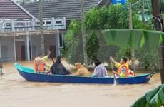 Vietnamitas en Camboya realizan donativos para respaldar a compatriotas en el país de origen