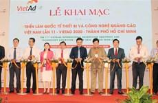 Inauguran en Vietnam exposición internacional de equipos y tecnología de publicidad