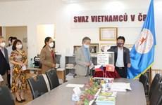 Vietnamitas en República Checa lanzan programa de ayuda a zonas afectadas por inundaciones