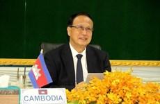 Camboya lista para firma del Acuerdo de Asociación Económica Integral Regional