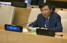 Vietnam se compromete a contribuir al fortalecimiento del imperio de ley a nivel nacional e internacional