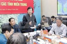 Adoptan en Vietnam medidas adecuadas contra el tifón Saudel