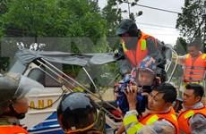 Embajadas de Vietnam en extranjero recaudan fondos para aliviar consecuencias de inundaciones