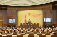 Parlamento de Vietnam analizará proyectos de leyes de residencia y guardia fronteriza