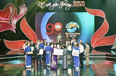 Ciudad Ho Chi Minh recauda millones de dólares para apoyar a los pobres
