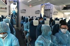 Vietnam confirma otros tres casos importados de COVID-19