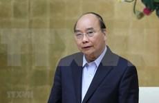 Premier de Vietnam envía mensaje para alentar a los soldados y destacar sus esfuerzos