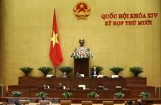 Parlamento vietnamita continúa debates sobre proyectos legales