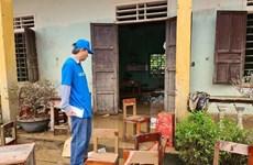 Corea del Sur y UNICEF ofrecen ayuda a pobladores afectados por inundaciones en Vietnam