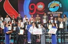 Ciudad Ho Chi Minh recauda más dos millones de dólares a favor de los pobres