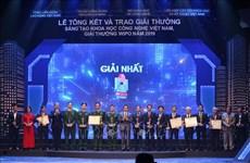 Otorgan premio de Innovación científico-tecnológica en Vietnam