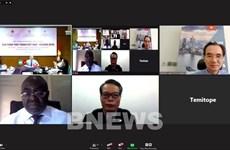 Importadores nigerianos interesados por productos de prendas de vestir vietnamitas