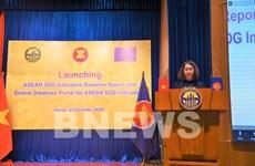 Divulgan informe de referencia sobre Objetivos de Desarrollo Sostenible de ASEAN
