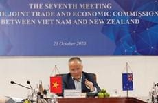 Vietnam y Nueva Zelanda fomentan comercio bilateral