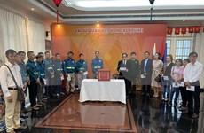 Vietnamitas en el extranjero recaudan fondos para ayudar a damnificados de tifones