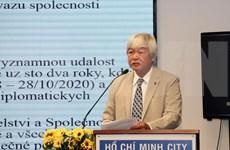 Refuerzan lazos tradicionales de amistad entre Vietnam y República Checa