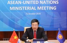 Canciller de Malasia propone reanudar vuelos directos a Vietnam