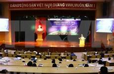 Efectúan en Hanoi foro internacional Franconomics 2020