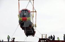 JICA enfatiza el papel del tren urbano en Vietnam