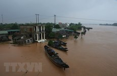 Indonesia envía mensaje de solidaridad a Vietnam por pérdidas causadas por inundaciones en el Centro
