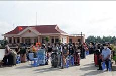 Más de 200 vietnamitas cumplieron período de cuarentena en la provincia vietnamita de Long An