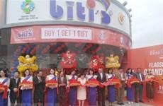 Productos de compañía zapatera vietnamita Biti´s consquistan a consumidores camboyanos