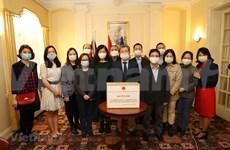 Comunidad vietnamita en el exterior recauda fondos dedicados a coterráneos afectados por inundaciones