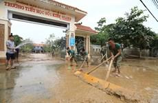 Azotará al Mar del Este de Vietnam noveno tifón de 2020