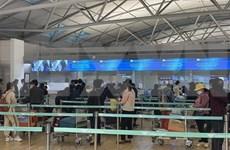 Repatrian unos 350 vietnamitas de Canadá y Corea del Sur a casa