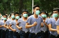 Miles de personas participan en Día de Carrera Olímpica por la salud pública 2020