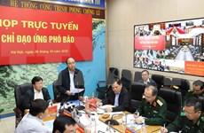 Vietnam, en alerta por noveno tifón que lo pega en 2020