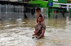 Camboya intensifica los esfuerzos de rescate ante inundaciones