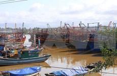 Provincias centrales de Vietnam preparadas para encarar otro tifón