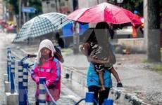 Miles de personas en Filipinas evacuadas por tifón Molave