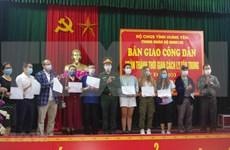 COVID-19: Vietnamitas que regresaron de EE.UU. concluyen período de cuarentena