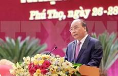 Premier vietnamita insta a provincia de Phu Tho a desarrollar el turismo en una palanca para otros sectores