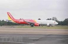 Vietjet anuncia cambio de horario de vuelos por el tifón Molave
