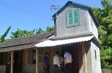 Vietnamitas de escasos recursos en la región central son beneficiados con casas resistentes a tormentas