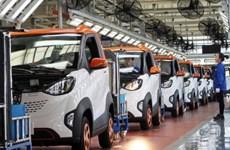 Tailandia fija la meta convertirse en centro de vehículos eléctricos del Sudeste Asiático