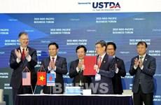 Corporación de Gas vietnamita y grupo estadounidense firman contrato de cooperación