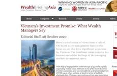 Gestores de fondos británicos aprecian perspectivas de inversión en Vietnam